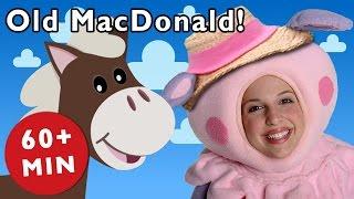 download lagu Old Macdonald Had A Farm And More  Nursery gratis