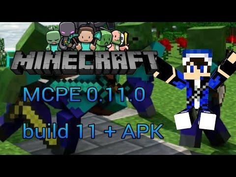Minecraft PE. 0.11.0. Build 11 apk