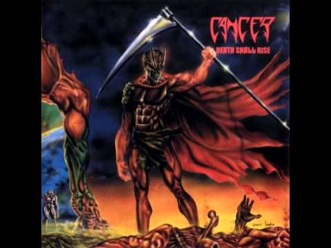 Cancer - Death Shall Rise