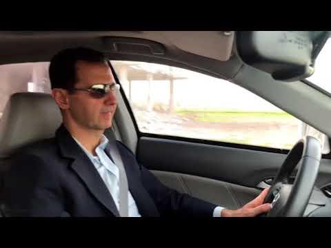 الطريق الى الغوطة..الرئيس بشار الاسد ..كامل الا8 مقاطع مجمعة