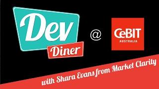DevDiner: Shara Evans on the future of emerging tech