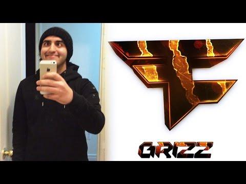 FaZe zzirGrizz New Team, Crude Face Reveal, Leaving FaZe Troll, Trickshot Presentation