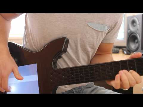 Digital Guitar cover of Skrillex / Benassi - Cinema