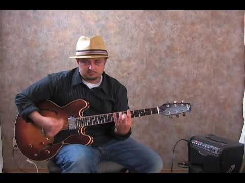 Original Gibson Guitar Factory in Michigan Creates Heritage Guitar Review