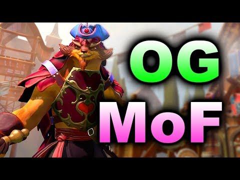 OG vs Mid or FEED! - Fun Trivia Games - Midas Mode DOTA 2