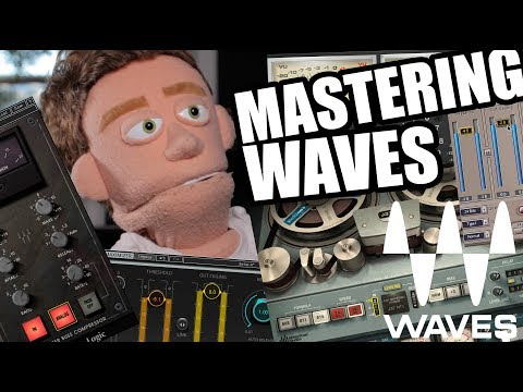 Mastering With Waves Plugins