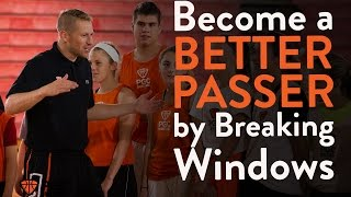 Better Passing by Breaking Windows | Game Time | PGC Basketball