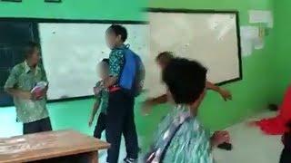 Video Viral Guru Dikeroyok Siswa di Kendal, LP Maarif Koordinasi dengan Kepsek untuk Menelusuri