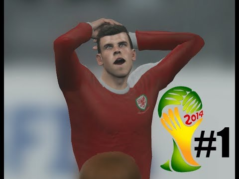 FIFA 14 - World Cup 2014 - Group A - Match 1 - Brazil vs Wales