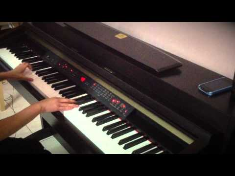 Super Junior M - My Love For You (无所谓) piano