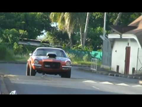 camaro 1970 454 big block V8  test