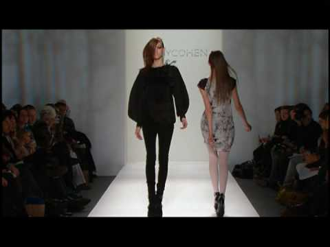 Tony Cohen Autumn/Winter 2009 Collection Video