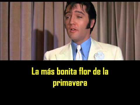 Elvis Presley - Violet