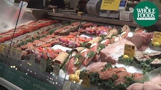 Seafood Sustainability Rating Program | Seafood | Whole Foods Market