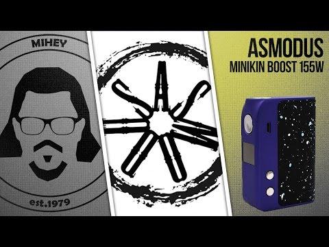 Minikin Boost by Asmodus. Для любителей Minikin.