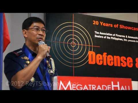 RS Event: 20th DSAS 2012 Gun Show (PNP Chief Nick Bartolome)