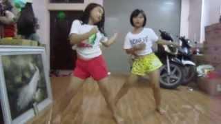 Bước Nhảy Hoàn Vũ Nhí (Cún Bống)