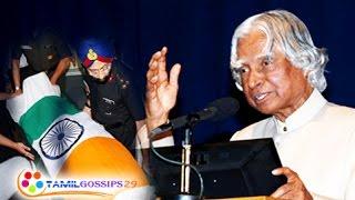 Dr. APJ Abdul Kalam Passed Away-Cinema Celebrities Condolence Message