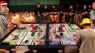 FLL TRASH TREK 2015 QUALIFIER