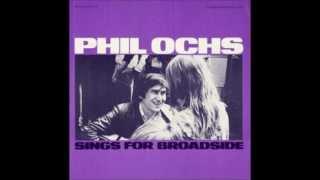 Watch Phil Ochs Ringing Of Revolution video