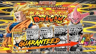 GUARANTEED LR SUMMONS!? BEST BANNER OF ALL TIME! | DRAGON BALL Z DOKKAN BATTLE
