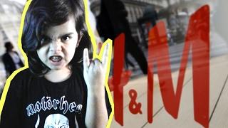 Metal-Fans: Übelster Prank gegen Modekette H&M..