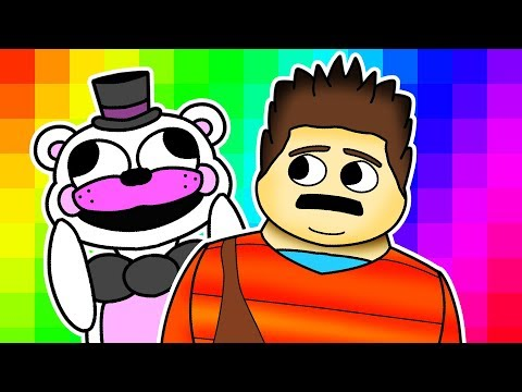 Funtime Freddy Saves Wreck It Ralph! Minecraft FNAF Roleplay