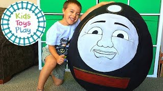 Thomas and Friends GIANT Verras eicompilatie!