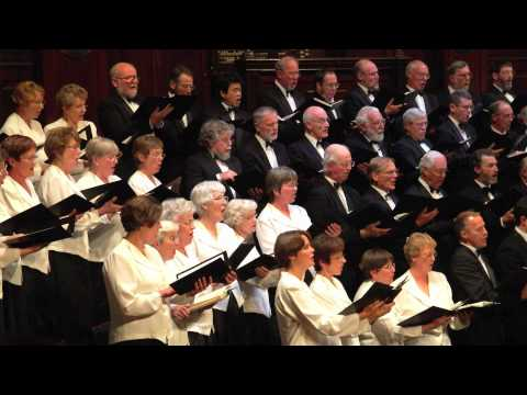 Handel Messiah II-41 Let us break their bonds