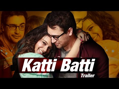 Katti Batti Official TRAILER RELEASES | Kangana Ranaut, Imran Khan