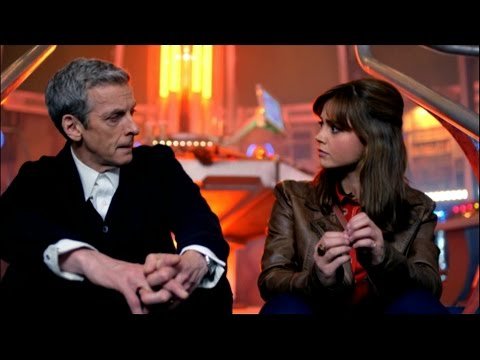 Doctor Who Series 8 Trailer starring Peter Capaldi