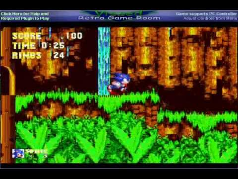 Sonic the Hedgehog 3 - Sonic 3 & Knuckles - Angel Island Speed Run - User video