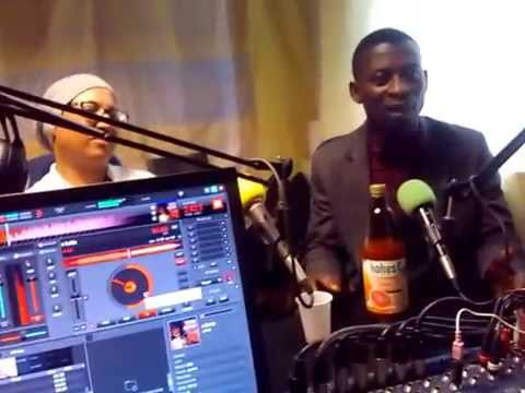 Interview on African Day in Hamburg Kings Way Radio by Sir Zina 2