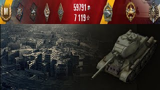 World of Tanks - T-34-85 | Ace & Radley-Walters