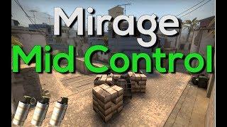 Mirage Mid Control