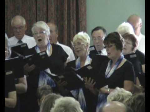 Barnsley U3a Choir Sept 2009 I Have A Dream And