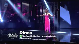 Ep 9 Highlight - Solo Performance: Dineo stuns