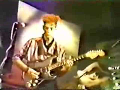 Soda Stereo   Un misil en mi placard   1985