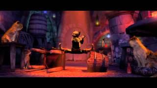 Puss in Boots: Dance Scene