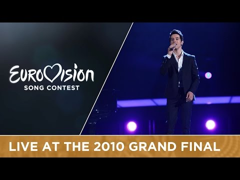 Harel Skaat - Milim (Israel) Live 2010 Eurovision Song Contest