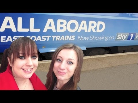 A TV Extra for the day- On set of All Aboard: East Coast Trains