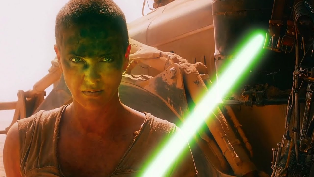 Fury Road Meets Star Wars In This Perfect Mashup