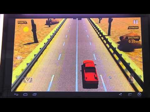 Android on PC AMD APU A8-6600k emulator BlueStacks Traffic Racer