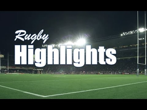 Rugby Highlights:  Saracens vs Northampton (29-20) Rugby Union 9th April 2016 - 9/4/2015