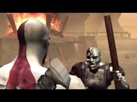 God Of War1 HD español parte 3
