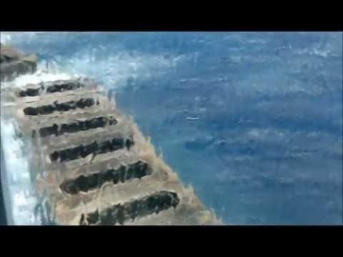 Νήσος Χίος nissos chios η στιγμή της πρόσκρουσης 16/6/2012