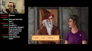 Day 1 - Kings Quest III: To Heir Is Human (AGD Version)