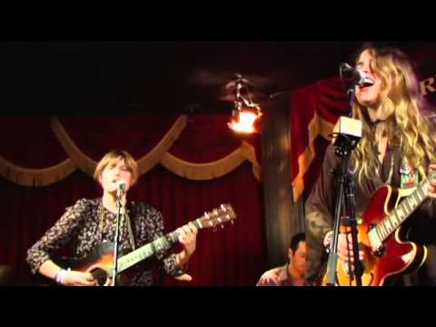The Chapin Sisters - Palm Tree