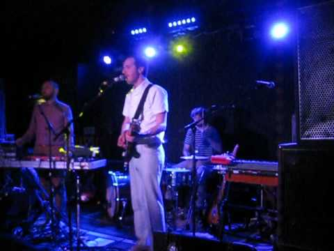 Wave Machines 'Keep the Light' on live @ the Bodega Social Nottingham 5/02/13