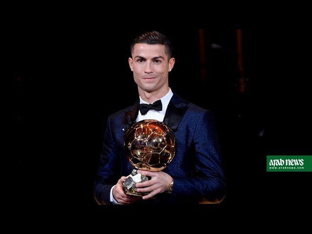 Football: Ronaldo wins fifth Ballon d'Or award